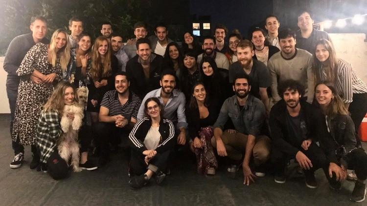 El equipo de la empresa seguirá trabajando desde Buenos Aires (Facebook Herolens)