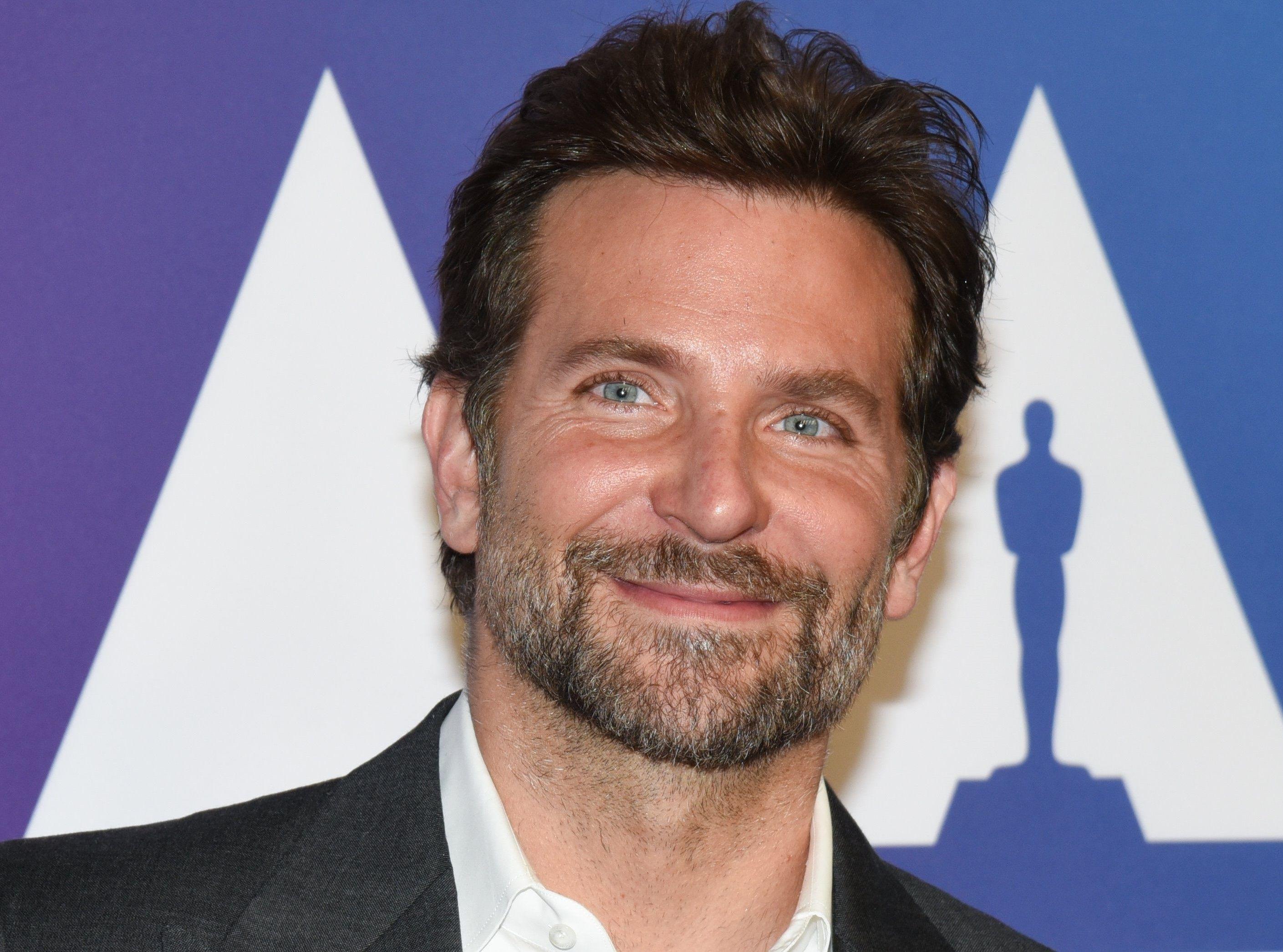 04/08/2020 Bradley Cooper en el almuerzo del nominados a los Oscar en el Beverly Hilton Hotel CULTURA BILLY BENNIGHT/ZUMA WIRE/DPA