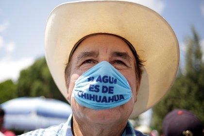El conflicto de la presa de La Boquilla ha generado enemistad entre autoridades federales y locales (Foto: José Luis González/Reuters)