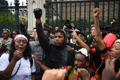 John Boyega tiene ascendencia nigeriana (Foto: AFP)