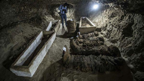 El ADN de momias egipcias reveló verdaderas sorpresas genéticas