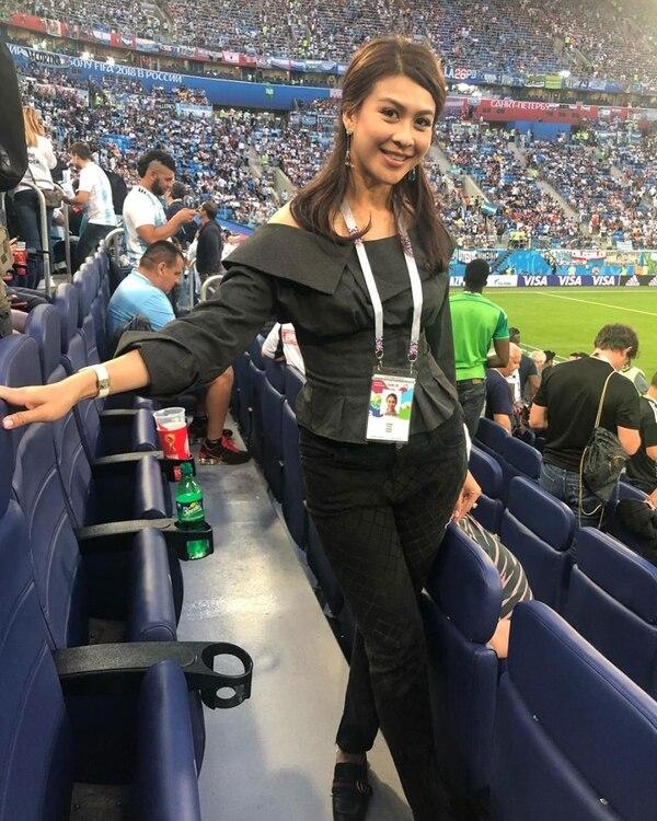 Resultado de imagen para Finalista del Miss Tailandia, una de las víctimas de la tragedia del Leicester