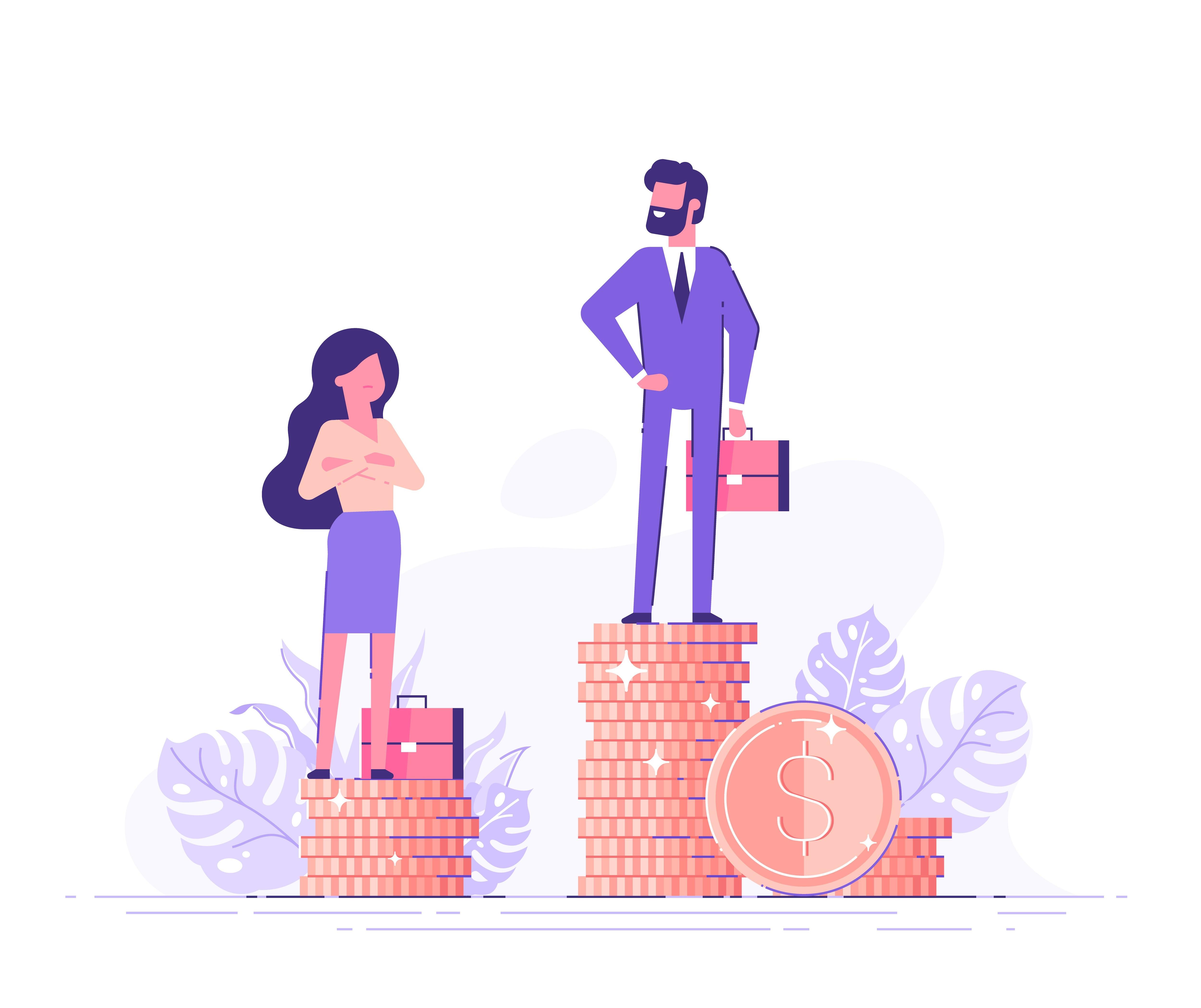 Brecha de género empresas
