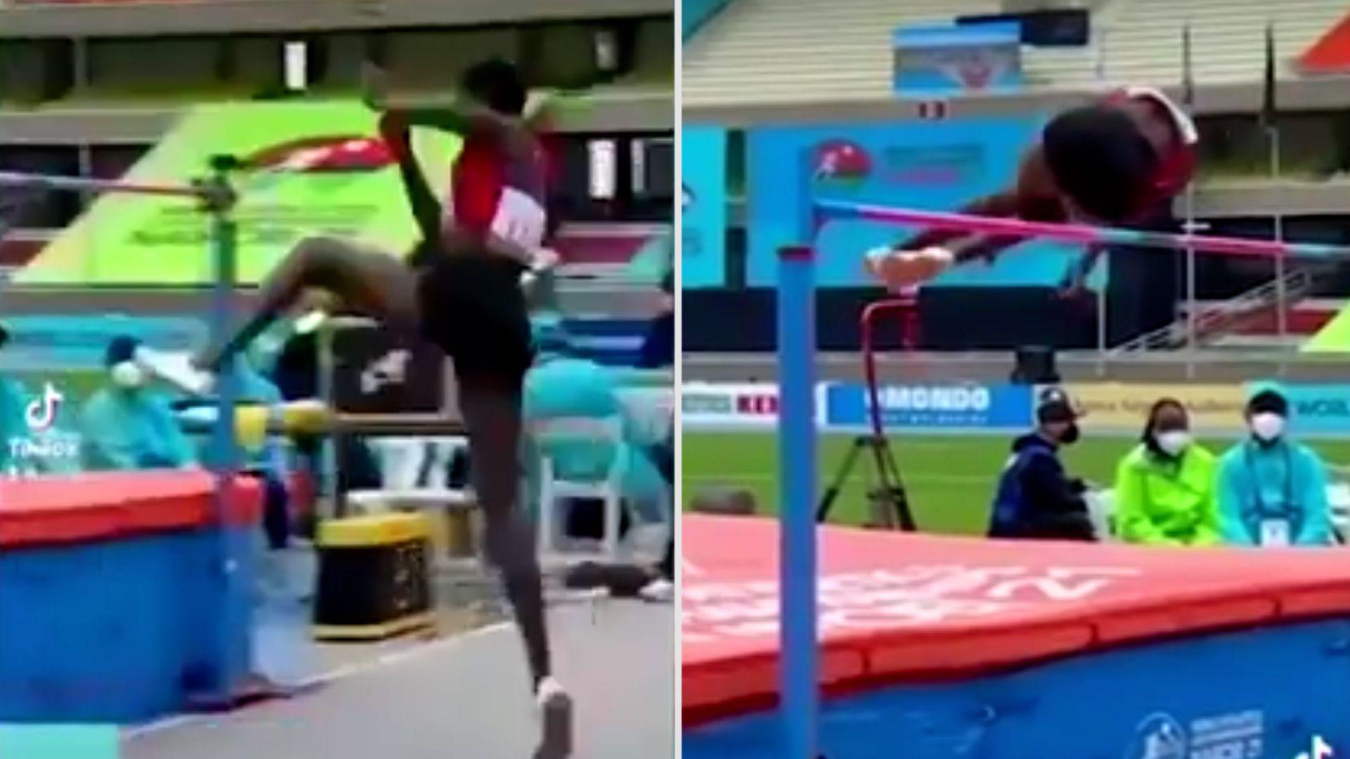 Chongwo salto en alto