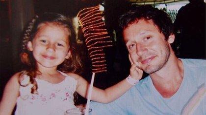 Benjamín Vicuña recordó a su hija Blanca (Instagram)