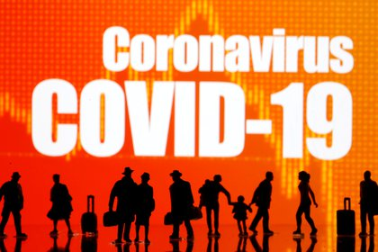 El mundo ya cuenta con más de 108 millones de infectados y 2,3 millones de muertes por COVID-19 REUTERS/Dado Ruvic/Illustration/File Photo
