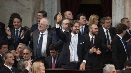 Santiago Cafiero, jefe de Gabinete de Ministros