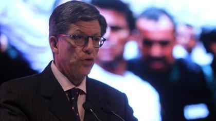 En la foto José Miguel Vivanco, director de la División de las Américas de Human Rights Watch. (Colprensa - Luisa González).