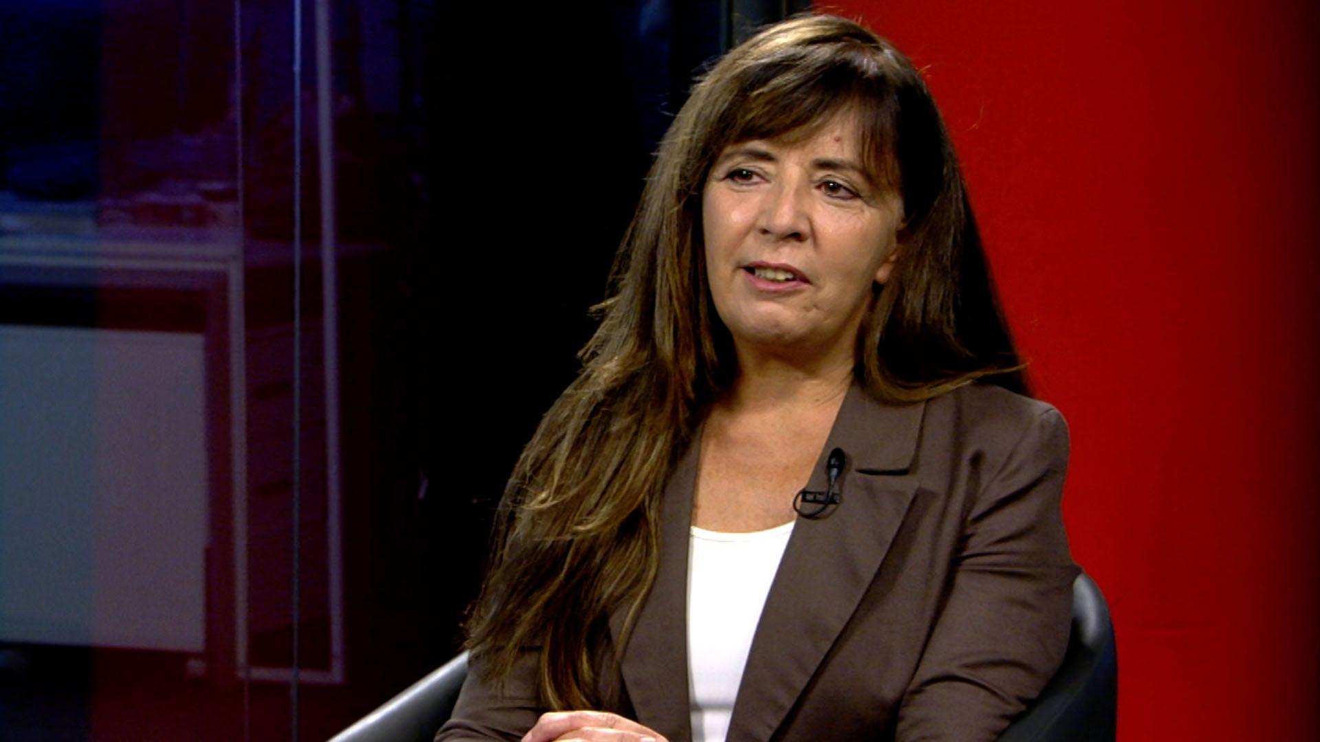 Entrevista a Gabriela Cerruti portada