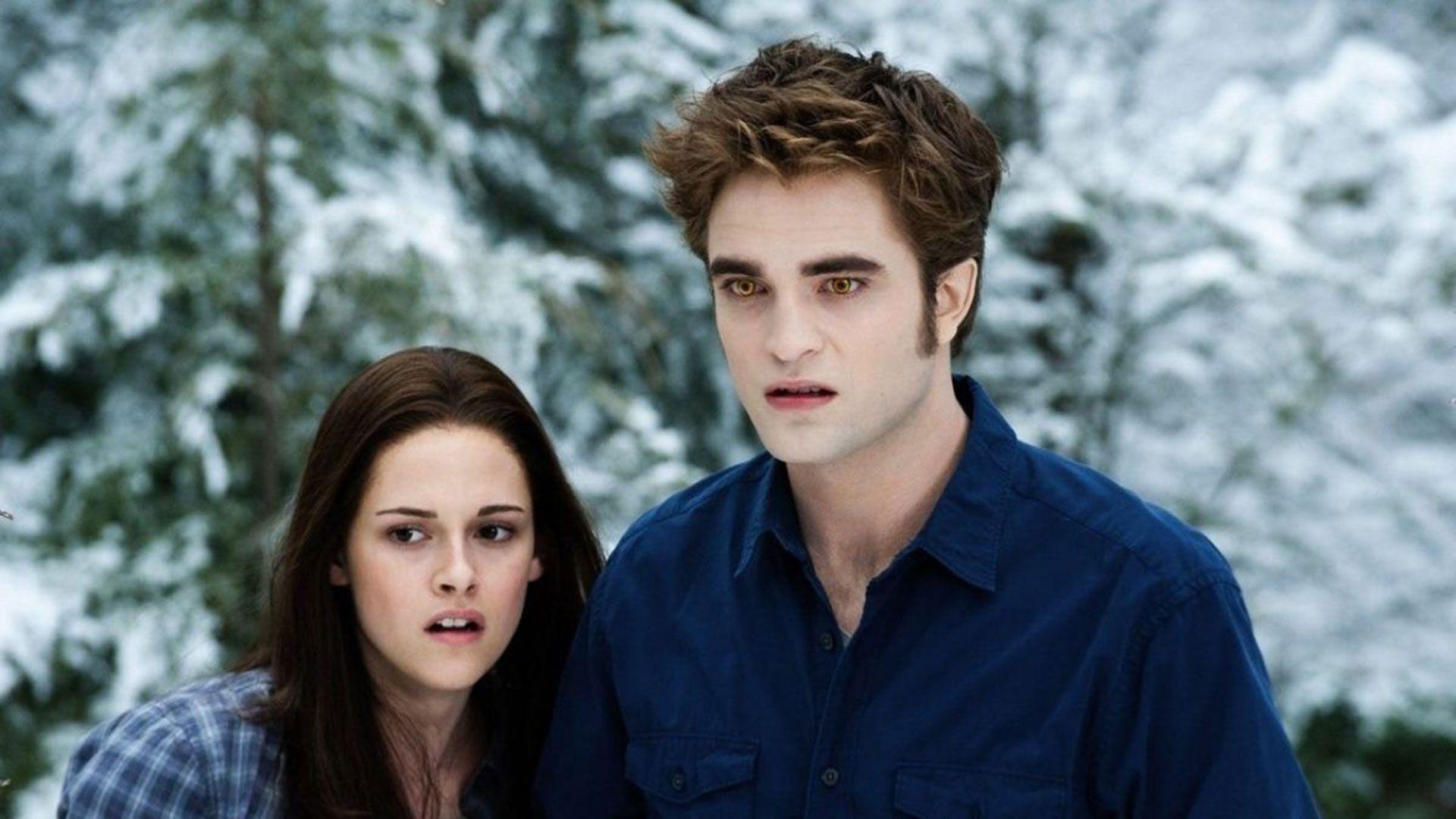 Kristen Stewart y Robert Pattinson (Foto: Archivo)