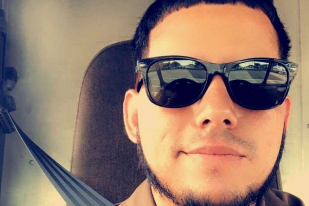 Frank Ordoñez es el joven hispano que murió en la persecución de Miami (Foto: @natashaaa__)