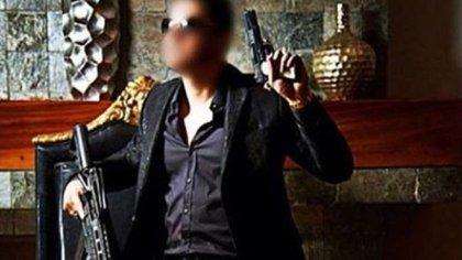"""""""El Chino Ántrax"""" fue detenido a los 33 años (Foto: especial)"""