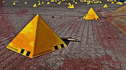 """En Jaral del Progreso también tuvo lugar la masacre en el centro nocturno """"La Cabaña del Toro"""", donde murieron 11 personas.  (Foto: Especial)"""