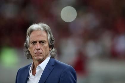 Revelaron los detalles del contrato de Jorge Jesus, el DT portugués que ha ganado la Copa Libertadores con el Flamengo (REUTERS)