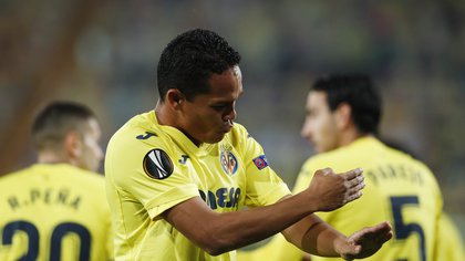 Después de seis años, Carlos Bacca volverá a una final de UEFA Europa League