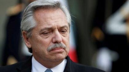 Alberto Fernández, enojado con la polémica por los presos políticos