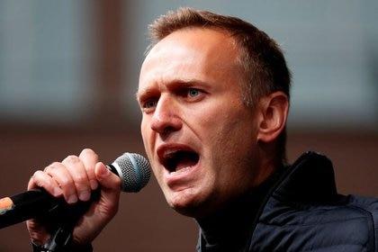 Foto de archivo de Alexei Navalny.  Foto: REUTERS / Shamil Zhumatov
