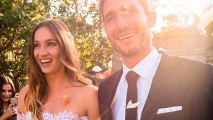 Fiona se casó con el banquero Pavo Viotti, de quien se separó cuando estalló el escándalo
