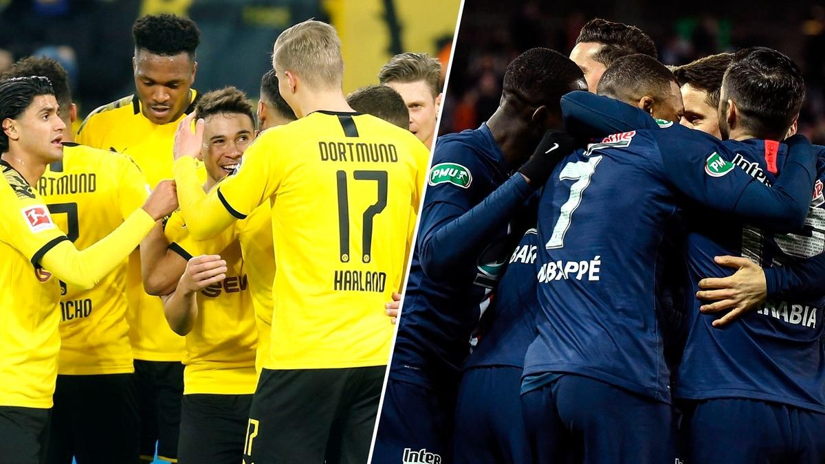 Con el regreso de Neymar, el Paris Saint Germain visita al Borussia Dortmund por los octavos de final de la Champions League: hora, TV y formaciones - Infobae