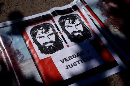 También trabajó en la investigación de la muerte de Santiago Maldonado (Nicolás Stulberg)