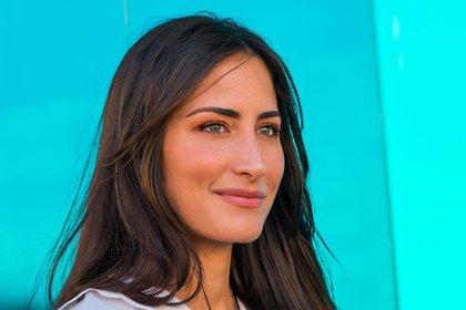 Rachel Valdés, la nueva pareja de Alejandro Sanz