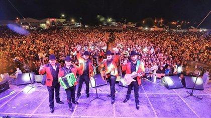 Los Tucanes de Tijuana fueron ovacionados en el Festival Coachella de 2019 (Foto: Instagram/ los tucanes de Tijuana)