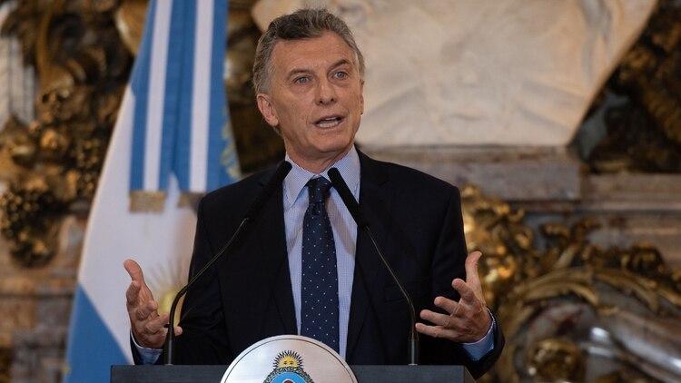 Macri hablo sobre Nisman, a 4 años de su muerte.