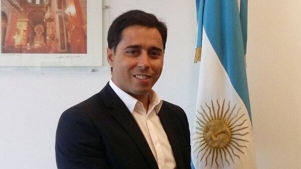 Alfredo Abriani, subsecretario de Culto