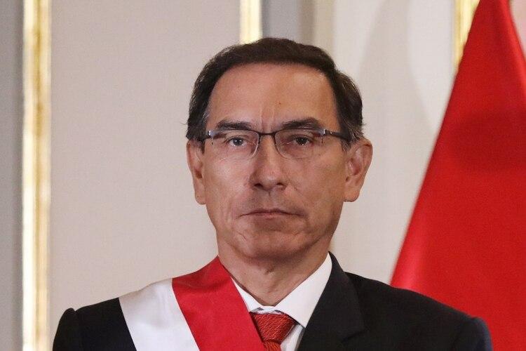 Martín Vizcarra. REUTERS/Guadalupe Pardo