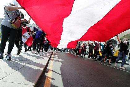 Perú será el segundo país con mayor crecimiento, con un incremento de su PBI del 8,1%, según estimaciones del Banco Mundial (REUTERS/Sebastian Castaneda)