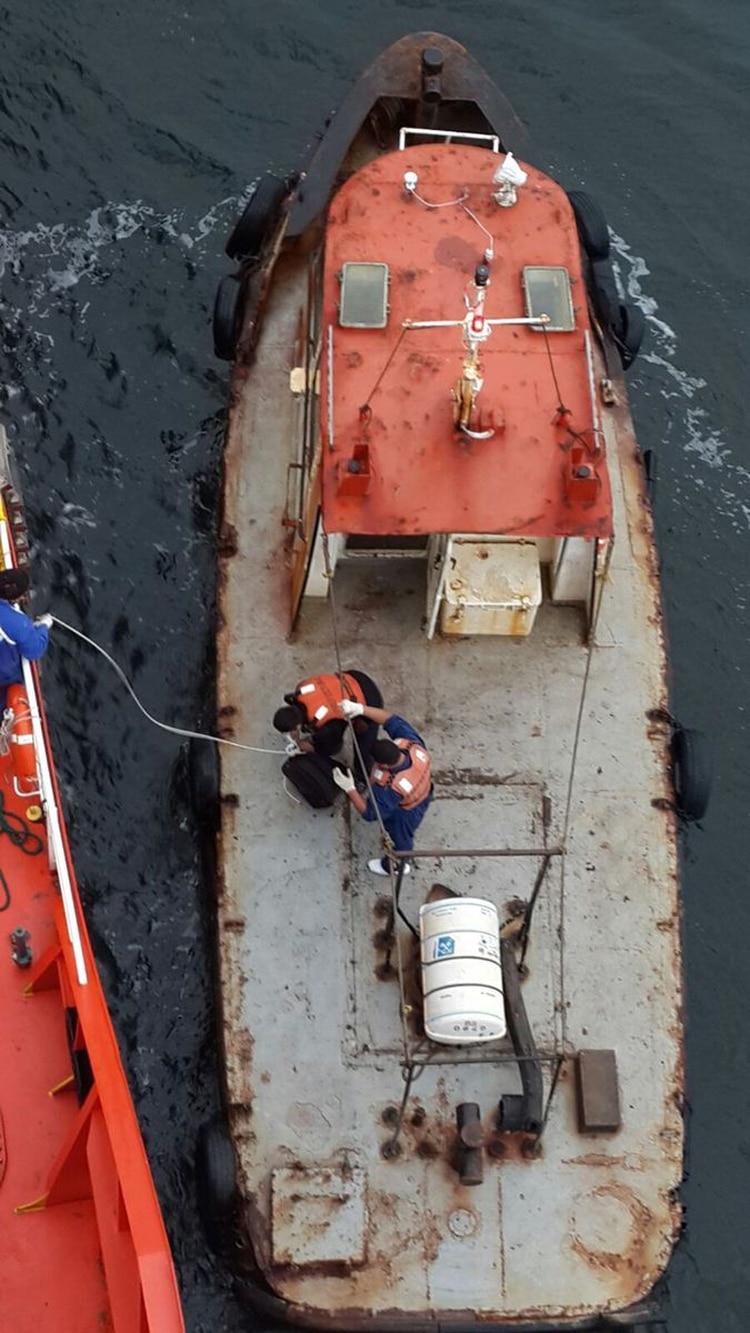 El práctico es el primer ciudadano que toma contacto con una tripulación extranjera ( SIPSA Pilots)