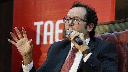 Mariano Flores Vidal, Gerente general del Banco Central