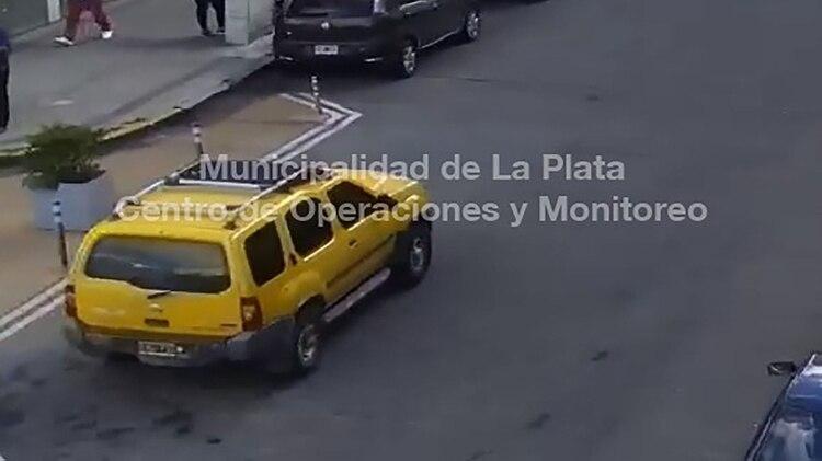 La camioneta del novio fallecido de la odontóloga fue vista cerca del lugar