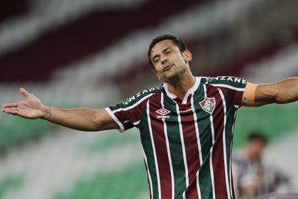 Fluminense tuvo una deslucida primera etapa y se fue al descanso con una derrota por la mínima (REUTERS/Silvia Izquierdo)