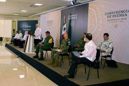 AMLO llegó al poder con un inédito respaldo de la sociedad mexicana (Foto: Cortesía Presidencia)