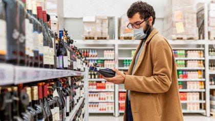 La cuarentena disparó las ventas de bebidas alcohólicas y que el consumo pasó de ser social a intradomiciliario (Shutterstock)
