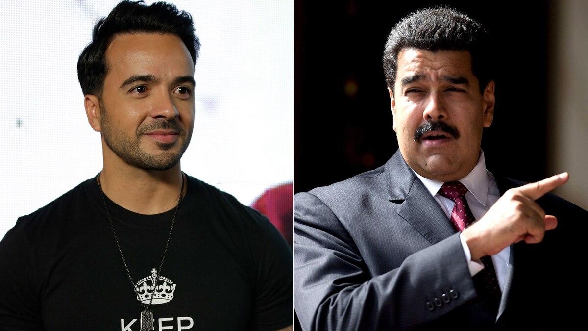 """Furiosa repuesta de Luis Fonsi a Nicolás Maduro por la utilización política de """"Despacito"""""""