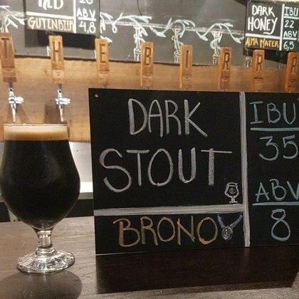 Dark Stout, uno de los estilos que más salen en The Birra Lab