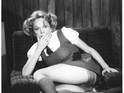 Thelma Stefani Por su sensualidad la llamaban la Mariln Monroe argentina (Gentileza, blog Flores blanca para Telma)