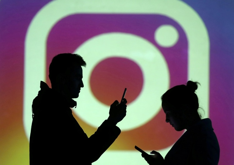 La aplicación se centra en el material visual y gráfico que suben los usuarios (Foto: Reuters)