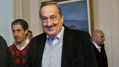 El intendente de Tandil, Miguel Lunghi (NA)