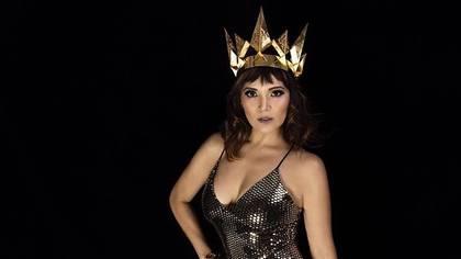 Karla Luna aseguró que no estaba peleando por Américo (IG: karlalunatv)