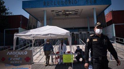 López Valdés pagaba la máxima sentencia de 63 años de prisión en el Reclusorio Sur de la Ciudad de México. (Foto: Cuartocuro)
