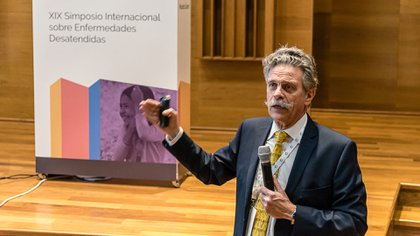 El infectólogo Tomás Orduna