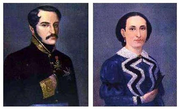 Resultado de imagen para los padres de san martín