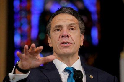 El gobernador de Nueva York, Andrew Cuomo. Foto: REUTERS/Andrew Kelly
