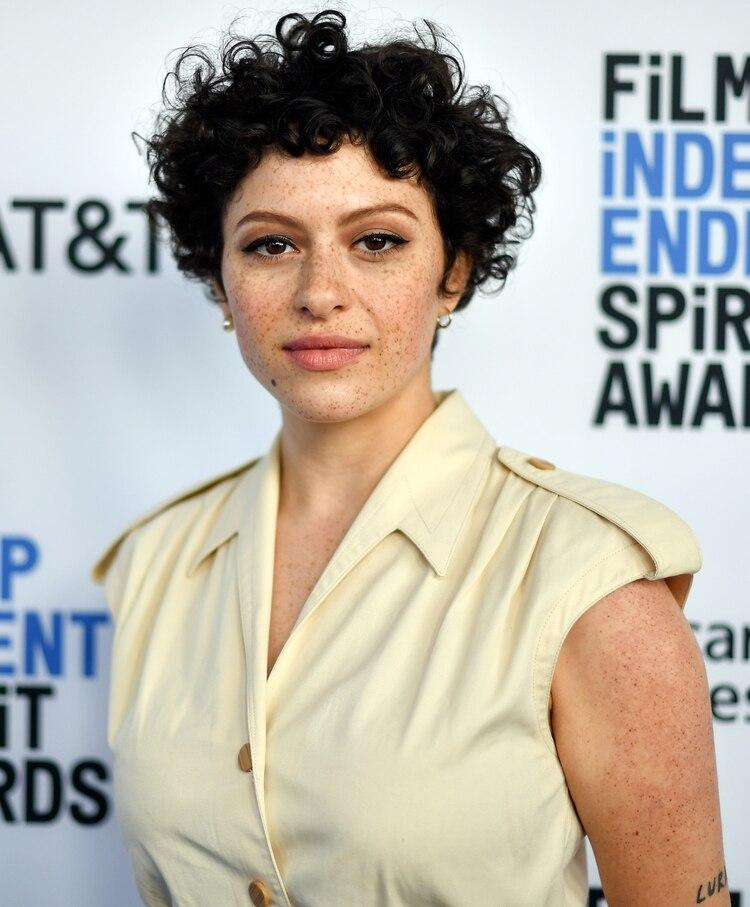 Alia Shawkat, formó parte del elenco de la serie