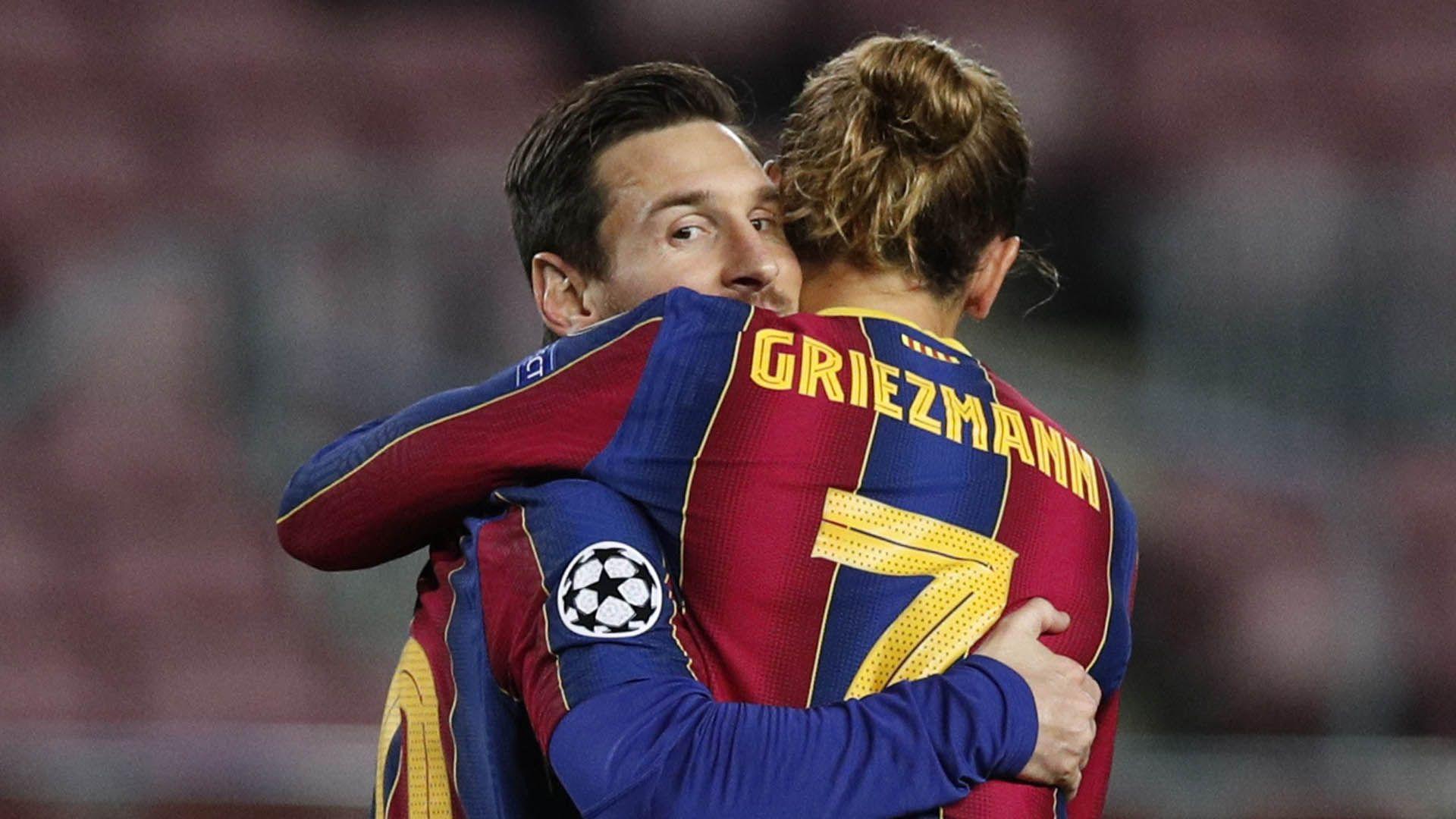 Champions League - Group G - FC Barcelona v Dynamo Kyiv