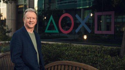 Jim Ryan, Presidente y CEO de Sony Interactive Entertainment.