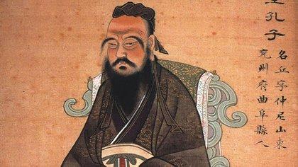 Confucio fue un maestro, político y filósofo chino que vivió cinco siglos antes de Cristo